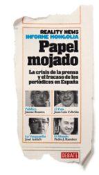 El libro de Papel mojado autor MONGOLIA EPUB!