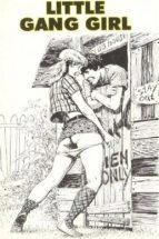 little gang girl - erotic novel (ebook)-9788827537862