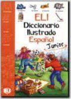 eli: diccionario ilustrado español junior-9788881484362