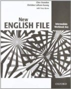 new english file. intermediate pack (student s book, workbook wit h key and multirom) clive oxenden 9780194519472