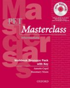 pet masterclass: workbook resource pack with key (intermediate) ( multi rom) 9780194535472
