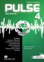 pulse 4 secondary workbook pack castellano-9780230439672