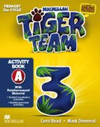 tiger 3º primary activity book a pack (n/e)-9780230475472