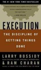 Las descargas de libros electrónicos de Amazon kindle venden libros en rústica Execution: the discipline of getting things done