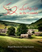 52 weekends in the country-brigid benson-9780753522172