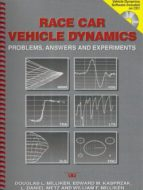 El libro de Race car vehicle dynamics: problems, answers and experiments autor VV.AA. TXT!