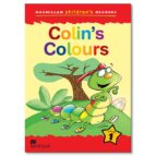 macmillan children s readers: 1 colin s colours (int)-9781405057172