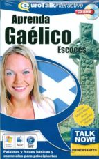 talk now! gaelico escoces (principiantes) (cd rom) 9781843520672