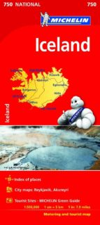 mapa iceland (ref. 11750)-9782067211872
