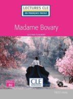 madame bovary   niveau 4/b2   livre + cd audio gustave flaubert 9782090311372