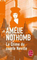 le crime du comte neville-amelie nothomb-9782253070672
