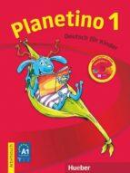 planetino 1: arbeitsbuch mit cd-rom-9783194515772