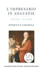 l'impresario in angustie (partitura - full score) (ebook)-9786050489972