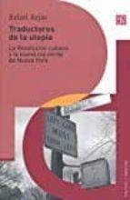 traductores de la utopia 9786071642172