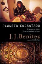 planeta encantado 3: el secreto de colon. un as en la manga de di os-j.j. benitez-9788408050872