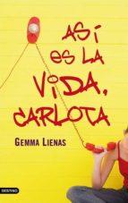 asi es la vida, carlota-gemma lienas-9788408076872