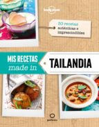 mis recetas made in tailandia 9788408132172