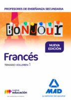 profesores de enseñanza secundaria frances: temario (vol. 1)-guillas laurence-9788414211472