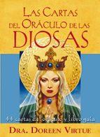 las cartas del oráculo de las diosas doreen virtue 9788415292272