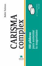 carisma complex (ebook)-ruben turienzo-9788415320272