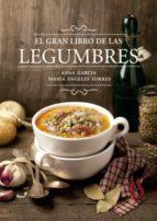 el gran libro de las legumbres anna garcia 9788416012572
