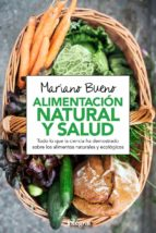 alimentacion natural y salud mariano bueno bosch 9788416267972