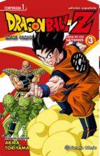 dragon ball z anime series saiyan nº03/05 akira toriyama 9788416308972