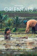 croniques orientals-j.m. romero-9788417188672