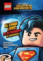 lego dc comics super heroes: el gran libro de actividades 9788417243272