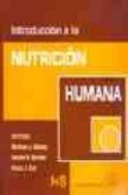 introduccion a la nutricion humana-9788420010472