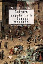 la cultura popular en la europa moderna 9788420690872