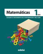 El libro de Matematicas 1 eso autor VV.AA. EPUB!
