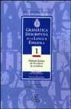 gramatica descriptiva de la lengua española,(3 vols.)-9788423979172