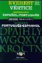 diccionario español-portugues portugues-espanhol dicionario (vert ice brasil)-9788424114572