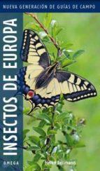 insectos de europa-heiko bellmann-9788428216272