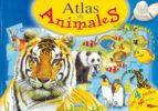 atlas de animales  (libropuzle)-9788430565672