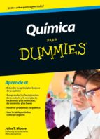 quimica para dummies john t. moore 9788432902772