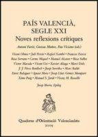pais valencia segle xxi: noves reflexions critiques-antoni furio-9788437074672