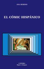 el comic hispanico ana merino 9788437620572
