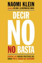 decir no no basta (ebook) naomi klein 9788449333972