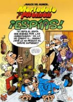 espias (mortadelo y filemon nº 153) francisco ibañez 9788466651172