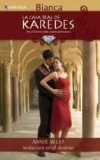 seducción en el desierto (ebook)-annie west-9788467189872