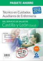 paquete ahorro técnico en cuidados auxiliares de enfermería del servicio de salud de castilla y león (sacyl) 9788467675672