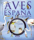 atlas ilustrado de las aves de españa y europa con cd paul sterry andrew cleave 9788467724172