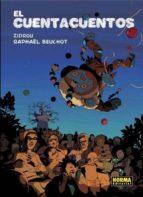 el cuentacuentos-raphaël beuchot-9788467910872