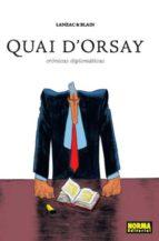 quai d orsay: cronicas diplomaticas (ed. integral)-9788467916072