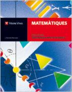 matemàtiques (p.d accès. c.formatiu de fp.+solc.n/e)-9788468204772