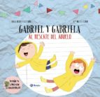 gabriel y gabriela al rescate del abuelo: diseña tu libro con recortables lola nuñez rocio anton 9788469622872