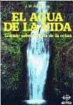 el agua de la vida terapia de la orina john armstrong 9788471669872