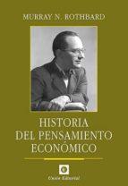 historia del pensamiento económico murray n. rothbard 9788472096172